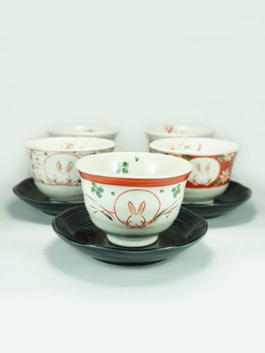 Sencha Usagi Cup Set