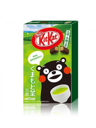 Kit Kat Kumamotocha