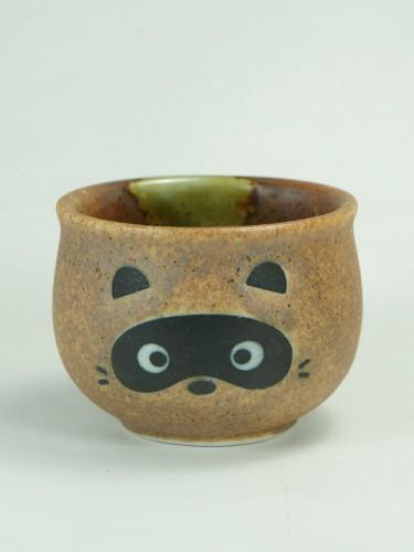 Tanuki Sake Cup