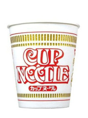 Nissin noodle cup - Classic