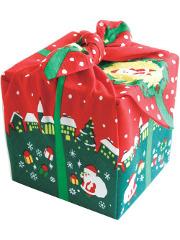 Furoshiki Christmas Time