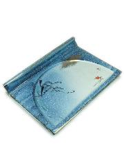 Blue Dish