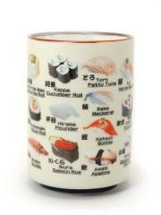 Tea Cup Sushigara
