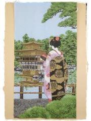 Noren Geisha Kinkakuji