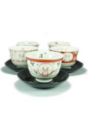 Sencha Usagi Cup Set