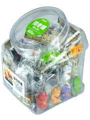 Box of 60 Maneki Neko Iwako erasers