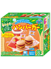 DIY hamburger Kit - Kracie Happy Kitchen