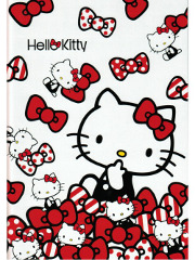 Bow tie Hello Kitty Notebook