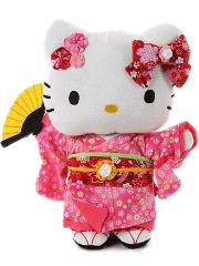 Pink Hello Kitty Doll