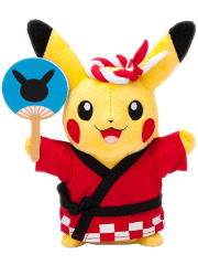 Pikachu plush (summer edition)