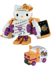 Transformer Hello Kitty Halloween edition 2015