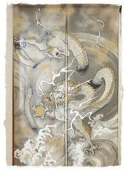 Dragon Noren