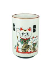 Cup Maneki Neko