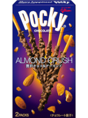 Pocky Almond Crush