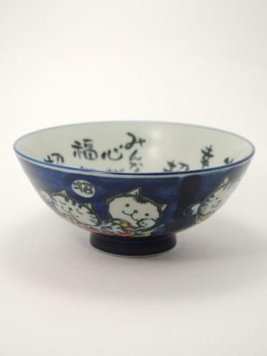 Bowl à Riz Maneki Neko