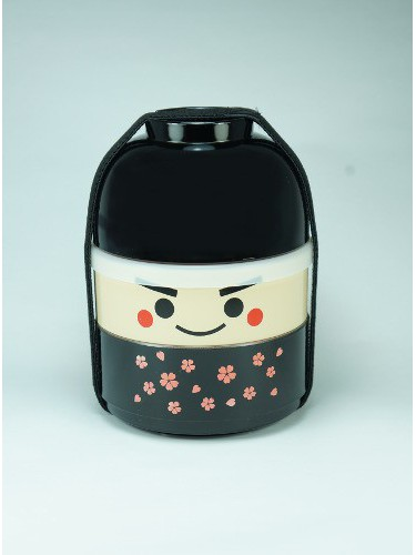Bento Box Kokeshi Ichiro