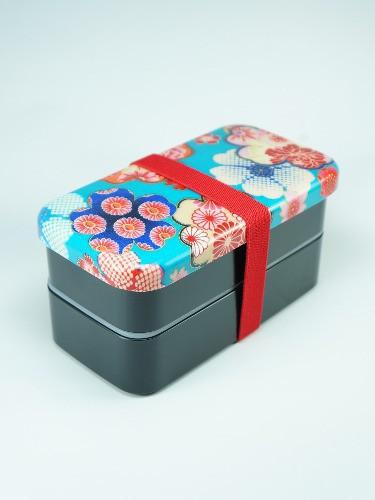 Boîte Bento Hana Yuuzen Ao