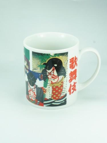 Mug Kabuki
