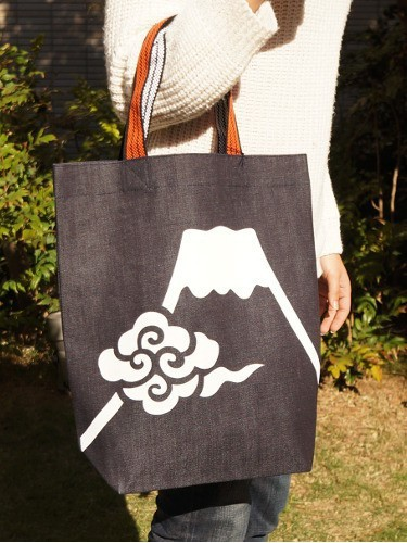 Fujisan Bag (Tall) unisex