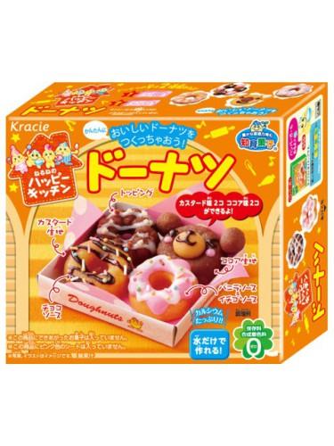 Popin' Cookin' - Kracie donuts kit