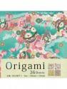 Papier origami Kimono