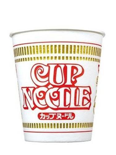 Noodle cup Nissin - classique
