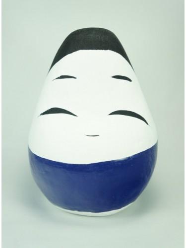 Okiagari-Koboushi Bleu