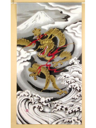 Noren dragon vague