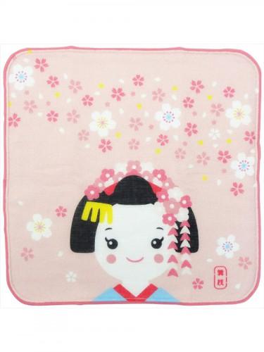 Mini serviette Maiko