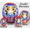 Daruma Doll Classic 20cm (7.9in)