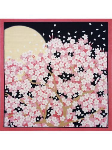 Furoshiki Tsuki Sakura