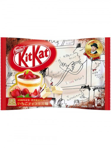Kit Kat Tiramisu Fraise
