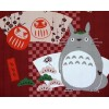 Noren Totoro Daruma