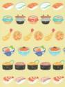 Autocollants Gastronomie Japonaise