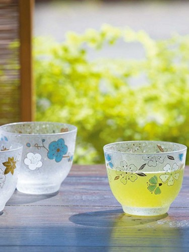 Hana Tea Glasses Set
