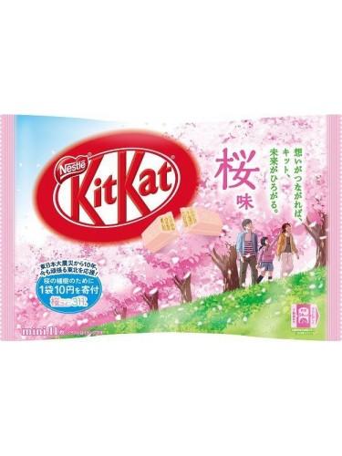 Kit Kat Sakura