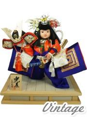 Poupée Kabuto Sashi