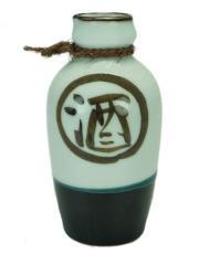 Sake Kanji Tokkuri