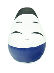 Blue Okiagari-Koboushi
