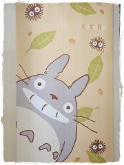 Noren Totoro Susuwatari