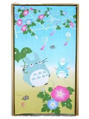 Noren Totoro Natsu no Iro