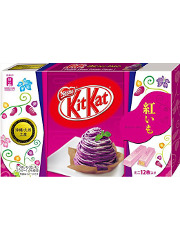 Kit Kat Patate douce violette