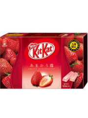 Kit Kat Amao Strawberries