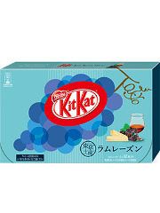 Kit Kat Rum Raisin