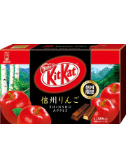 Kit Kat Shinshu Apple