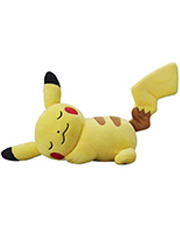 Pikachu endormi