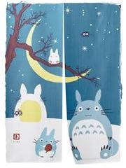 Noren Totoro Tsuki