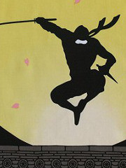 Tenugui Gekö Ninja
