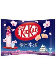 Kit Kat Sakura Sake
