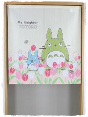 Noren Totoro Tulipe